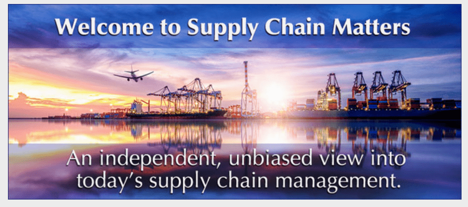 Supply chain matters | The Ferrari Consulting and Research Group