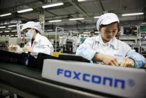 Fosconn manufacturing presence