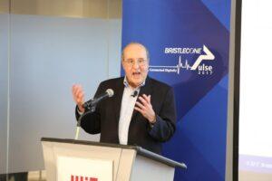 supply chain industry analyst speaker Bob Ferrari
