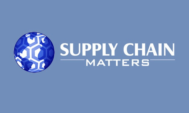 Additional Recognition for the Supply Chain Matters Blog