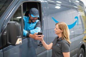 Amazon Deliver Service