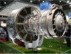CFM LEAP Engine