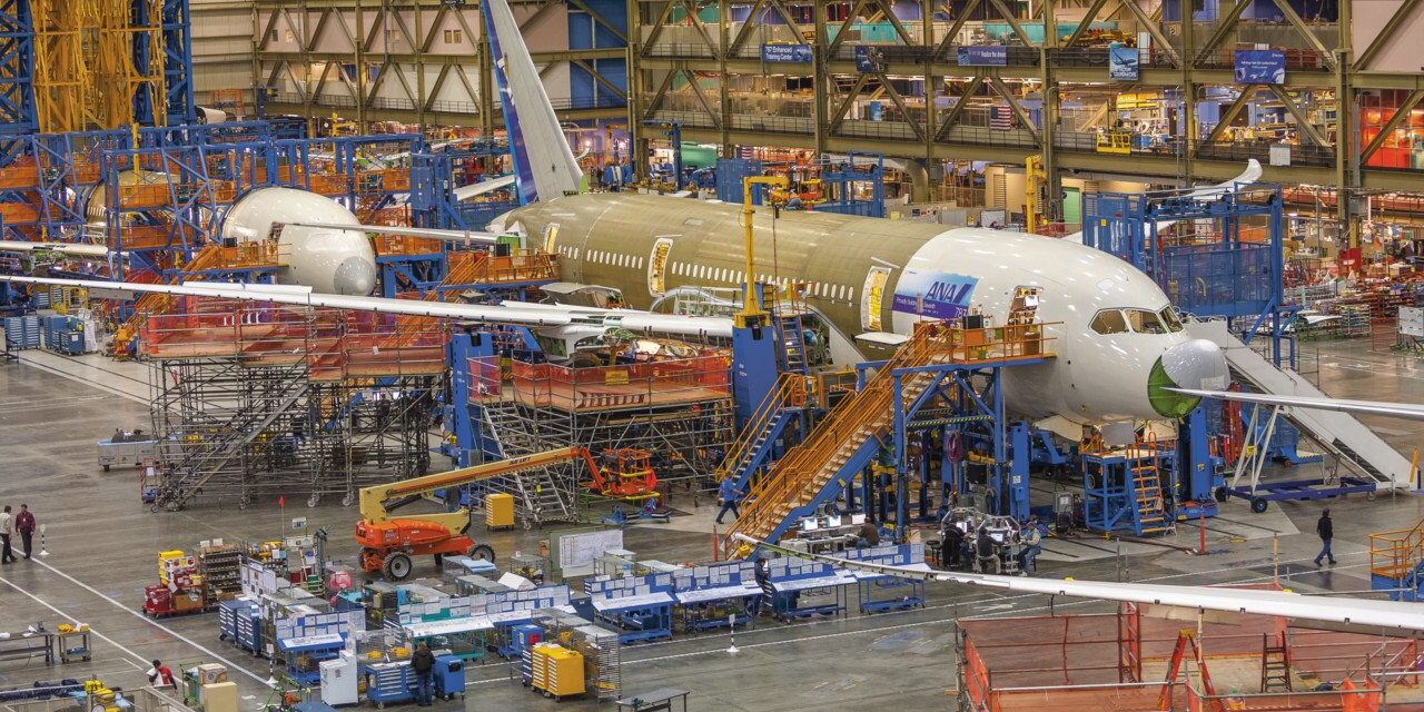 Airbus CEO Comments on the State of Commercial Aircraft Supply Networks