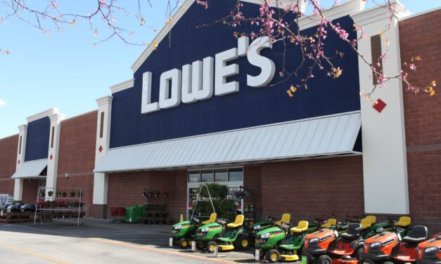 Lowe's Home Improvement Recruits New Supply Chain Leader