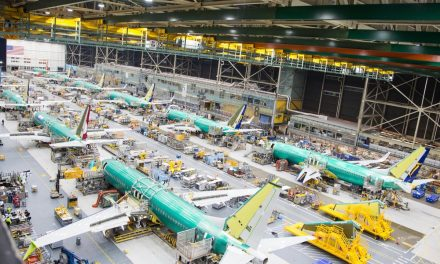 Optimistic News Relative to Boeing's 737 MAX Production Challenges