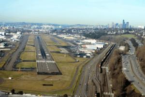 Boeing Field Seattle