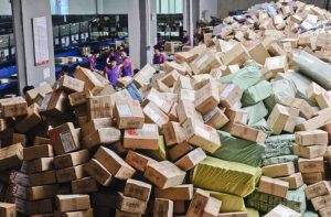 China Singles Day Logistics