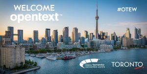 OpenText Enterprise World Conference