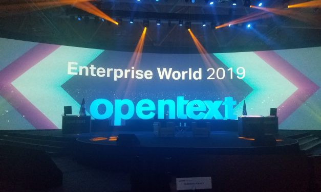 Summary Highlights of the 2019 OpenText Enterprise World Technology Conference