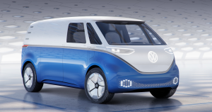 VW Buzz Electric Cargo Van