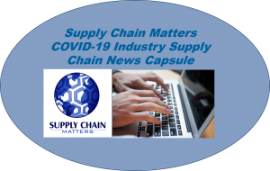 COVID-19 Industry Supply Chain News