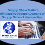 Ongoing Global Product Demand and Supply Imbalance is Worsening