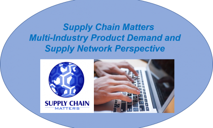 One Year Later- Global Supply Chains Responded When it Counted