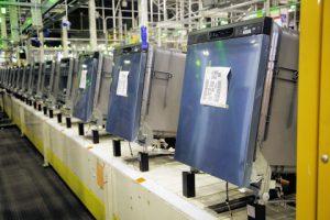 GE Appliance Dishwasher Production