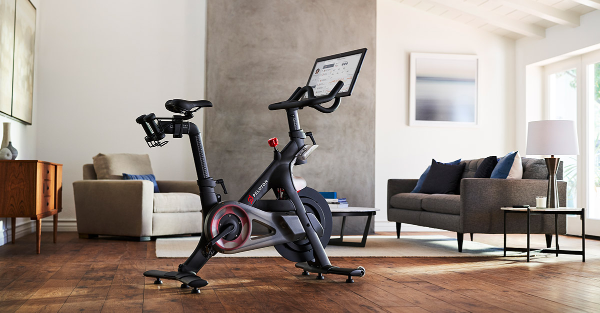 Peloton to Build its First U.S. Manufacturing Facility