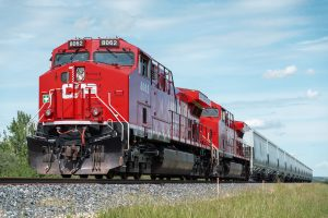 Canadian Pacific merger with Kansas City Southern