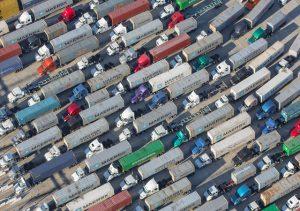 Major port disruptions