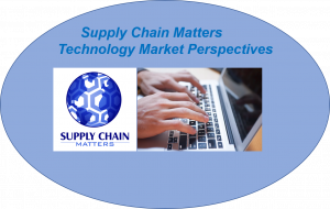 Supply Chain matters Technology Market Perspectives