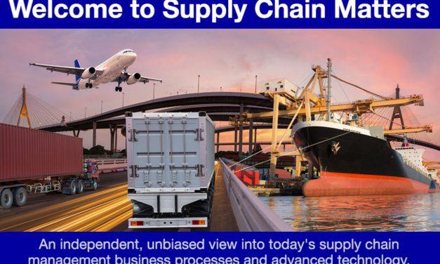 Supply Chain Matters Blog Latest Website Upgrade