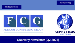 Ferrari Consulting Group Newsletter availability
