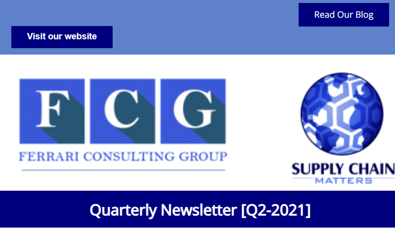 Q2-2021 Newsletter Has Published