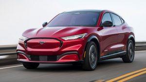 Ford Motor EV Transformation